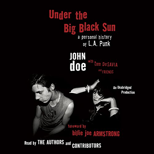 Under the Big Black Sun cover art