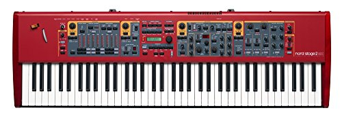 Nord Stage 2 EX HP76 76-Key Hammer Action Portable Keybed With LED...