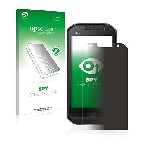 upscreen Anti-Spy Blickschutzfolie kompatibel mit Doogee S30 Privacy Screen Sichtschutz Bildschirmschutz-Folie