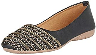 HD Women's Women Latest Collection Synthetic Ballies