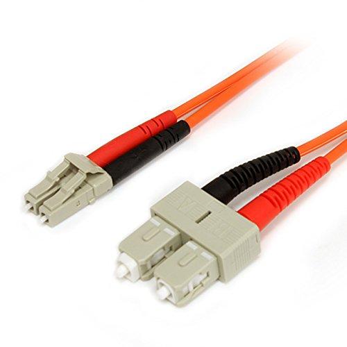 StarTech.com 3m Fiber Optic Cable - Multimode Duplex 62.5/125 - LSZH -...