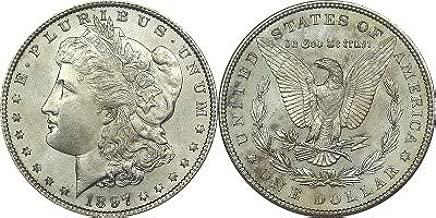 1897 O Morgan Dollar $1 Very Fine