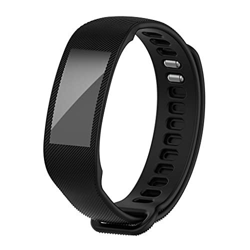MIORIO Correa Deportiva Compatible con Amazon Halo Smart Watch Correa de Silicona Accesorios de Pulsera de Repuesto Mujeres Hombres Universal