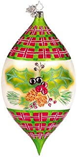 "Christopher Radko ""Holly Hall"" Decorative Ornament #1011201"