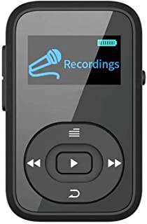 """Z-COLOR MP3 Player, 8GB Bluetooth Music Player with Extendable Storage 128GB, Lossless Sound,1.5"""" Screen,Portable Walkman ..."""