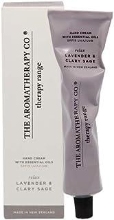 アロマセラピーカンパニー(Aromatherapy Company) Therapy Range セラピーレンジ Hand Cream ハンドクリーム Lavender & Clary Sage ラベンダー&クラリセージ Relax(リラックス...