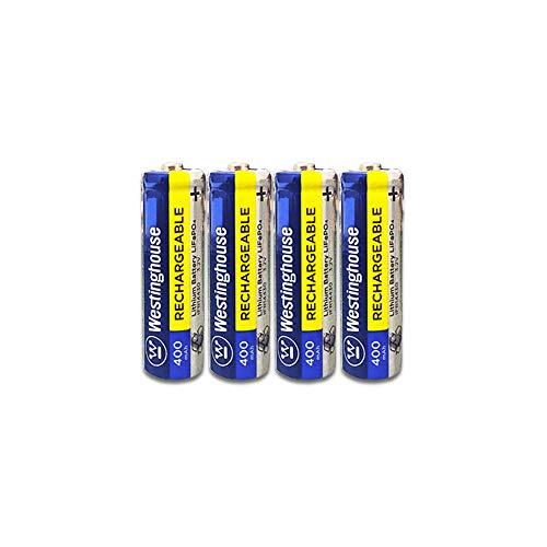Westinghouse 14430 3.2 v Lithium Phosphate Solar Battery (4)