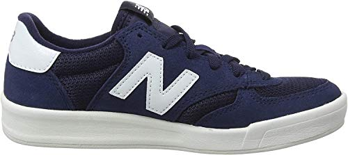 New Balance Damen WRT300 Tennisschuhe, Blau (Pigment/Sea Salt Marl), 40 EU
