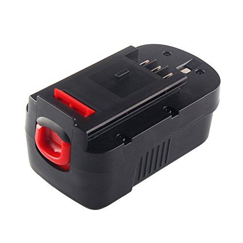 Black & Decker 18V 1500mAh Ni-Cd Batteria Per A18a1718a18nh hpb18244760–00