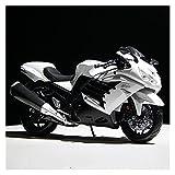 El Maquetas Coche Motocross Fantastico Simulación 1:12 Motocicleta De Aleación Para BMW Tomahawk HP2 Deporte Modelo Fundición A Presión Colección Adultos Regalo Coche Juguete Regalos Juegos Mas Vendid