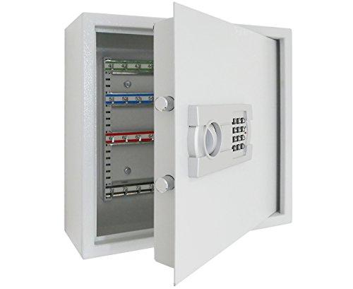 Schlüsselschrank SLE 80 mit Elektronikschloss Zahlenschloss