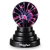 Theefun Magische Plasmakugel Mini Leucht Tragbare Ball Elektrostatische Kugel...