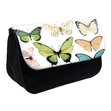 Youdesign - Trousse à crayons / maquillage personnalisée papillon -39 - Ref: 39