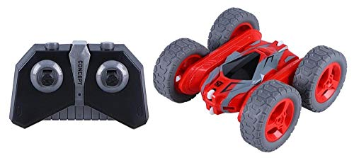 Teyun RC Stunt COCE 2.4G 4CH Drift DEFORMACIÓN Rollo DE Buggy Coche Coche DE Rollo DE VETOMÁTICOS DE DOUCTADOS DE DOUCTOS Doble SIDOS (Color : B)