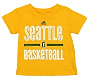 100% cotton Screen printed graphics Tagless collar Crew neck Officially licensed by the NBA