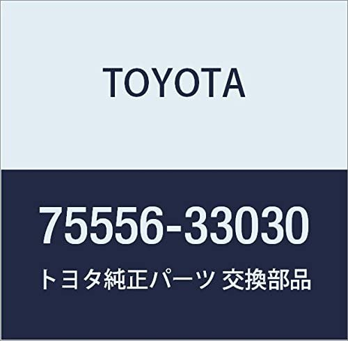 TOYOTA Genuine Special Award price for a limited time 75556-33030 Roof Molding