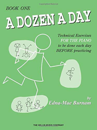 A Dozen a Day Book 1 (A Dozen a Day Series)
