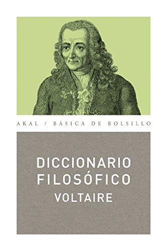 Diccionario filosófico: 139 (Básica de Bolsillo)