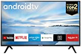 TCL | 40ES561 | Smart TV, Android TV: Risoluzione HDR, Assistente Google integrato, Dolby ...