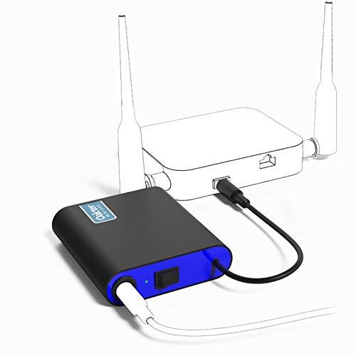 Oakter Mini UPS Power Backup For Router