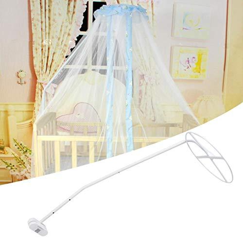 Soporte para mosquitera, ajustable en altura, tipo clip para bebé, soporte para...