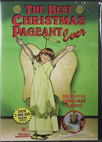 The Best Christmas Pageant Ever New Kids and Family DVD Starring Loretta Swit