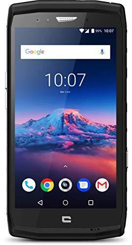 Crosscall Trekker-X4 Smartphone débloqué 4G+ (Ecran : 5,5 pouces - 64 Go - Dual Nano-SIM - Android) Noir