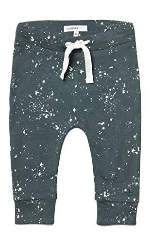 Noppies Baby-Unisex Pants Comfort Hose besonders weichem Material Gummibund und Tunnelzug (Dark Slate (558), 74)