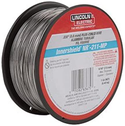 Lincoln Innershield NR-211 Flux-Cored Welding Wire 1lb Spool 0.035in Dia - Mig Welding Equipment - Amazon.com