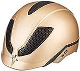 KED Pina Helm Kinder Gold Kopfumfang M | 51-56cm 2021 Fahrradhelm