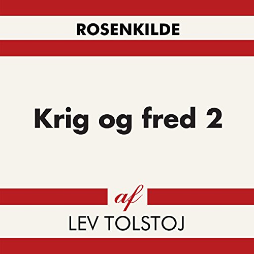Krig og fred 2 cover art