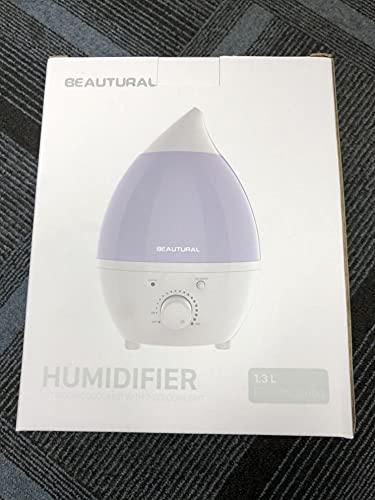 Beautural 1.3 litros Humidificador ultrasónico, No...