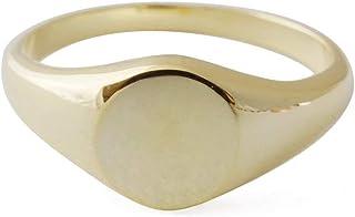 HONEYCAT Signet 戒指 金色、玫瑰金或银色 | 极简精致珠宝