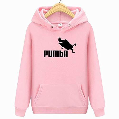 YDMZMS Merk Mannen Hoodies Sweatshirt Anime Print Trend Katoen Trui Jas Heren Kleding Outlet XXL Roze