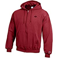 Deals on Champion NCAA Mens Eco Powerblend Full Zip