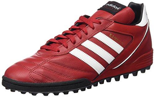 adidas Kaiser 5 Team Herrenstiefel, Rot/Weiß/Schwarz, Herren, Kaiser 5 Team, Rot, Weiß, Schwarz, 40 2/3 EU