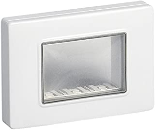 Vimar Ip55 3 M with Screws White