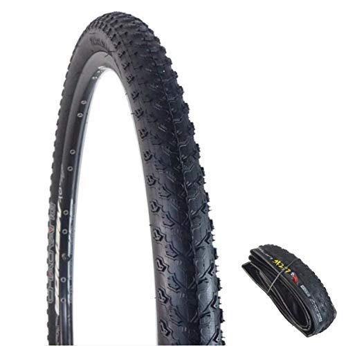 Mountain Bike Protection Tire 120TPI Anti-stab Lightweight Folding Performance Tire (27.5X1.95)