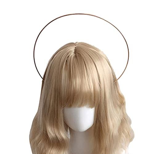 Y-POWER Diadema para mujer Lolita Sun Godmother's KC, gótico, virgen maría, barroco, accesorios para el cabello para pasarelas