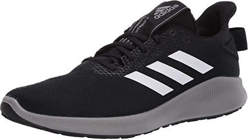 adidas Sensebounce + Street M, Zapatillas Hombre, Core Negro FTWR Blanco Gris Five, 40 EU