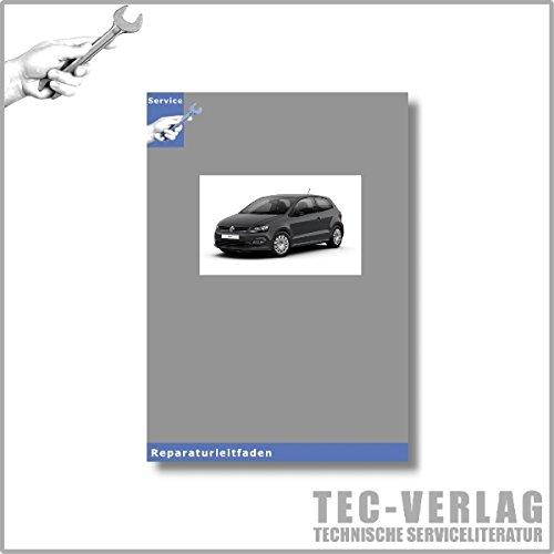 VW Polo Typ 6C (14>) 3-Zyl. Einspritzmotor, Zahnriemenantrieb (4-Ventiler) - Reparaturleitfaden [Seitenzahl: 226]