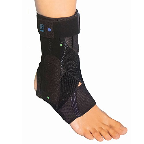 Airtex atmungsaktiv Acht Knöchelbandage und Spirale Stabilisator Knöchel bleibt