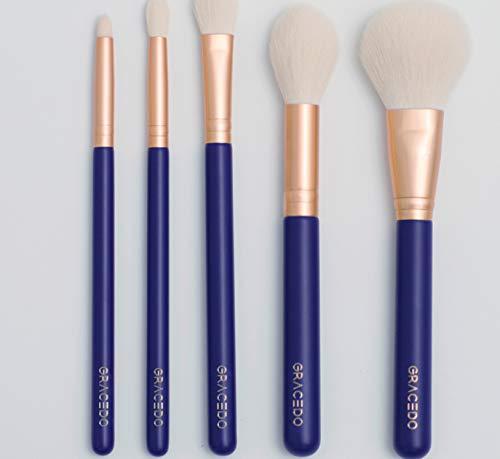 Pinceau De Maquillage Ensemble Débutant Ombre À Paupières Brosse Fondation Cheveux Mous Blush Pinceau De Maquillage Brosse Super Douce Crayon Pourpre