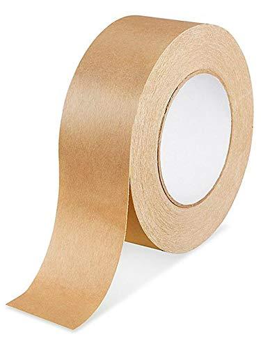 6 Ecologische papieren tape/Papieren plakband/Tape kraftpapier/Ecotape/Paper tape (Levering in België 1-2 dagen, naar Nederland 2-3 dagen)