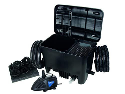 T.I.P. Teichaußenfilter WDF 10000 UV 11, UV-C 11 Watt, für Teiche bis zu 10.000 Liter - 2