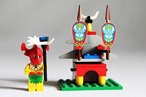 LEGO System Insulaner 6236 Häuptlingsthron