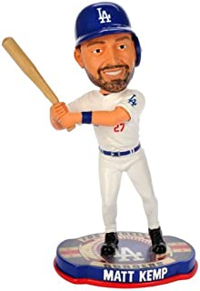 2012 Matt Kemp Los Angeles Dodgers Bobblehead