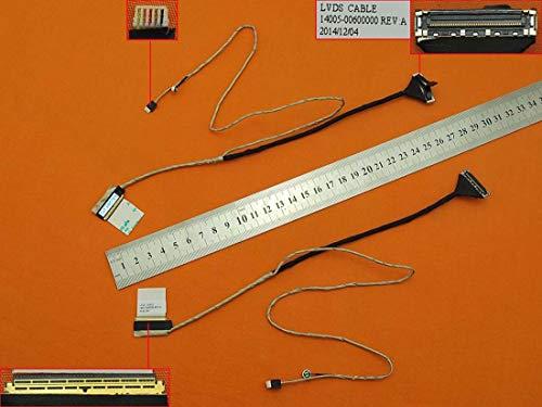 kompatibel für ASUS S56C Displaykabel LED Bildschirm Screen Video Cable