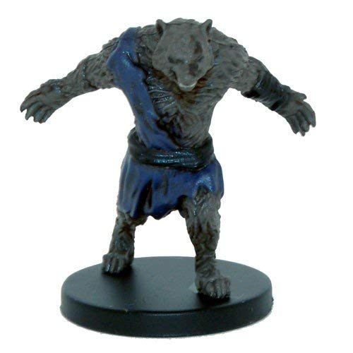 Dungeons and Dragons Miniatures Monster Menagerie 20 Werewolf