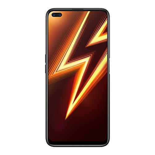 REALME 6 Pro Rouge Smartphone Débloqué 4G+ - (Ecran : 6,6 Pouces – 8 Go RAM – 128 Go ROM - Double Nano SIM - Android) [Version Française]
